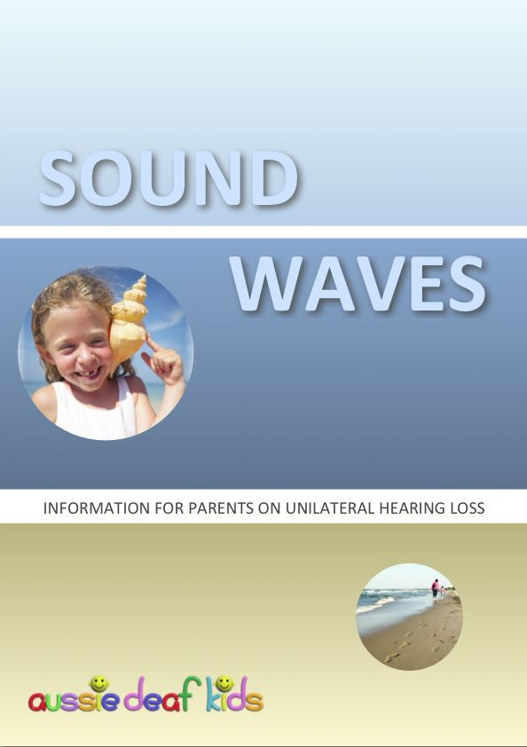 Sound Waves booklet
