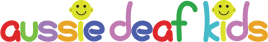 Aussie Deaf Kids Logo