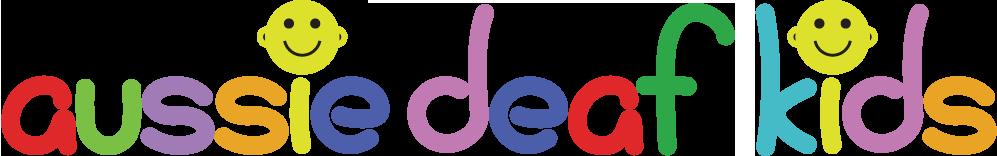Aussie Deaf Kids Logo