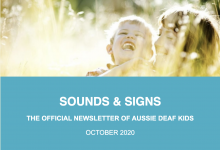 Sounds & Signs - October 2020