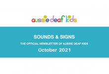 Sounds & Signs - October 2021