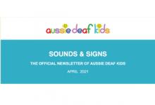 Sounds & Signs - April 2021