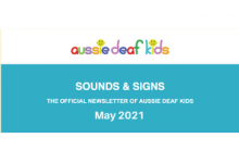 Sounds & Signs - May 2021