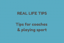 Real Life Tips - Sport