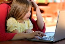 Connecting to computers for home schooling