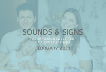 Sounds & Signs - February 2021