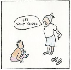 Get your shoes